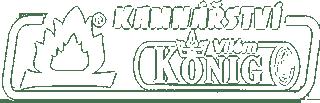 Kamnářství König Logo